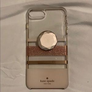 Kate Spade 7/8 Plus Case